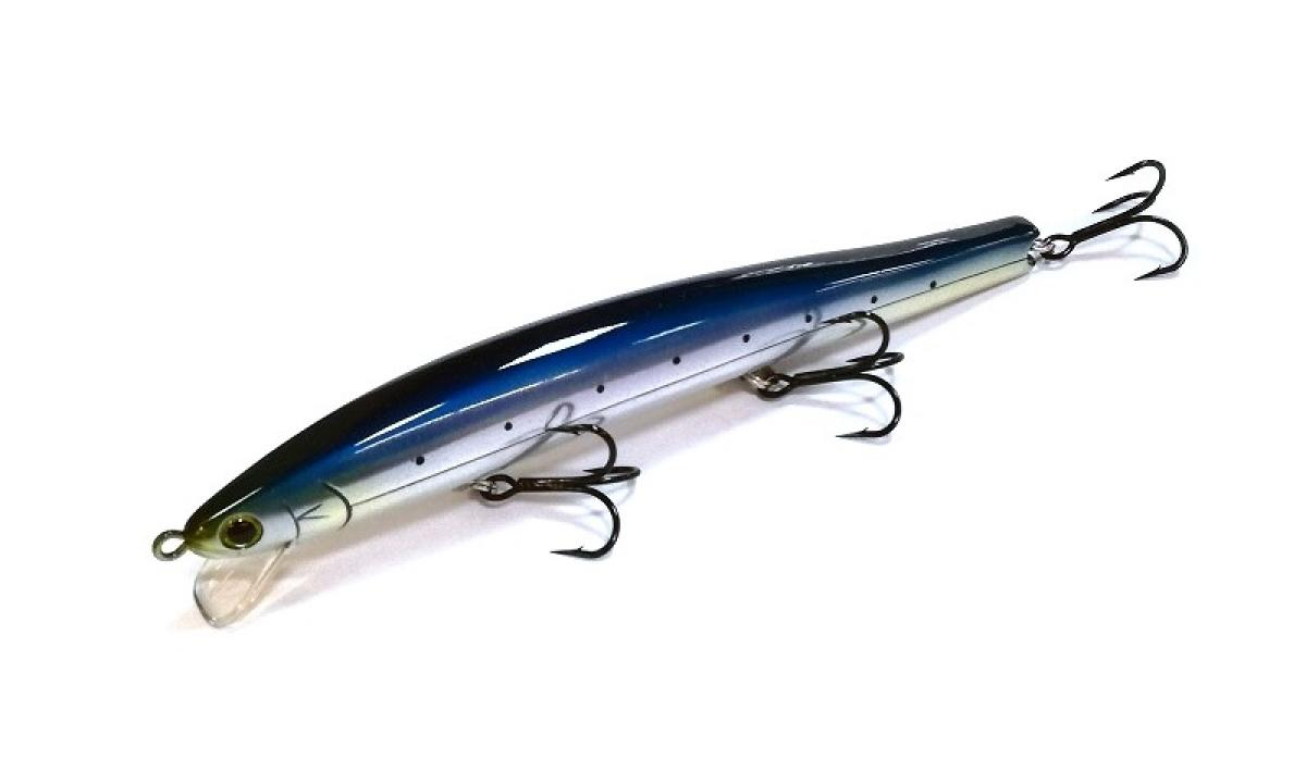 Воблер Lucky Craft Flash Minnow Yaware 125F Metallic Sardine 513