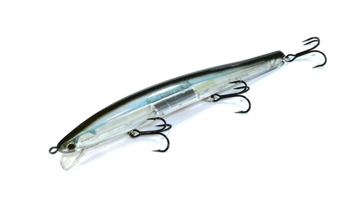 Воблер Lucky Craft Flash Minnow Yaware 125F Tougorou Sardine 988