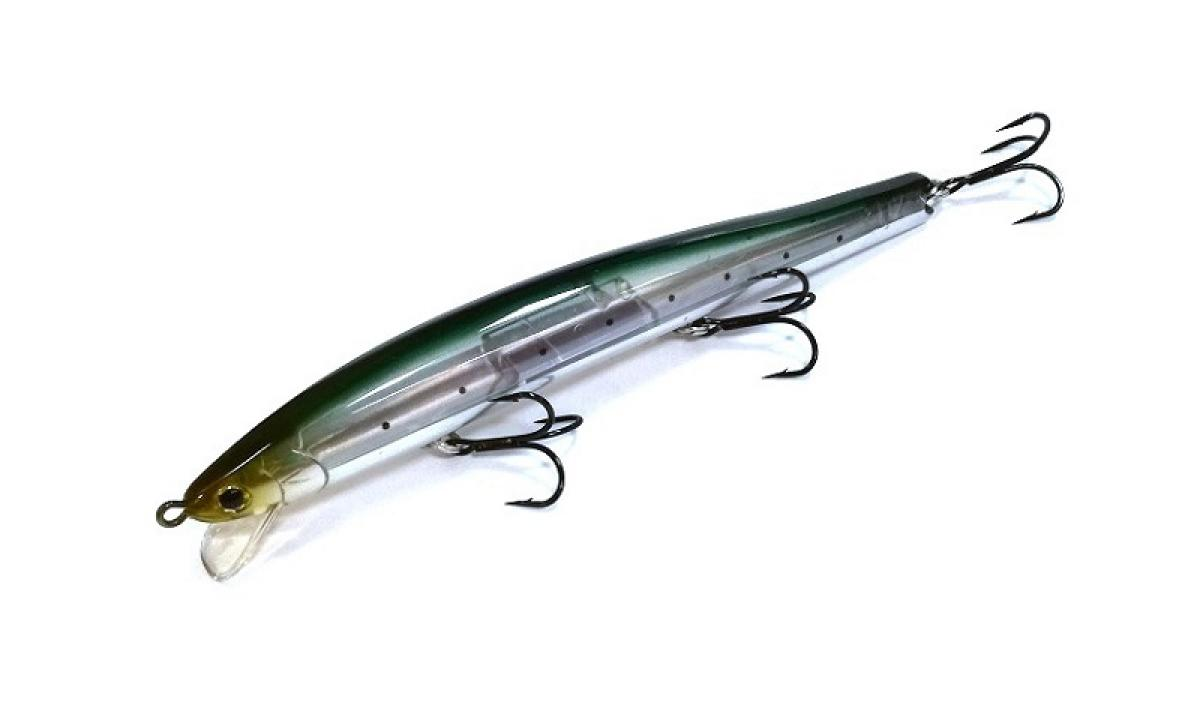 Воблер Lucky Craft Flash Minnow Yaware 125F Ghost Sardine 991
