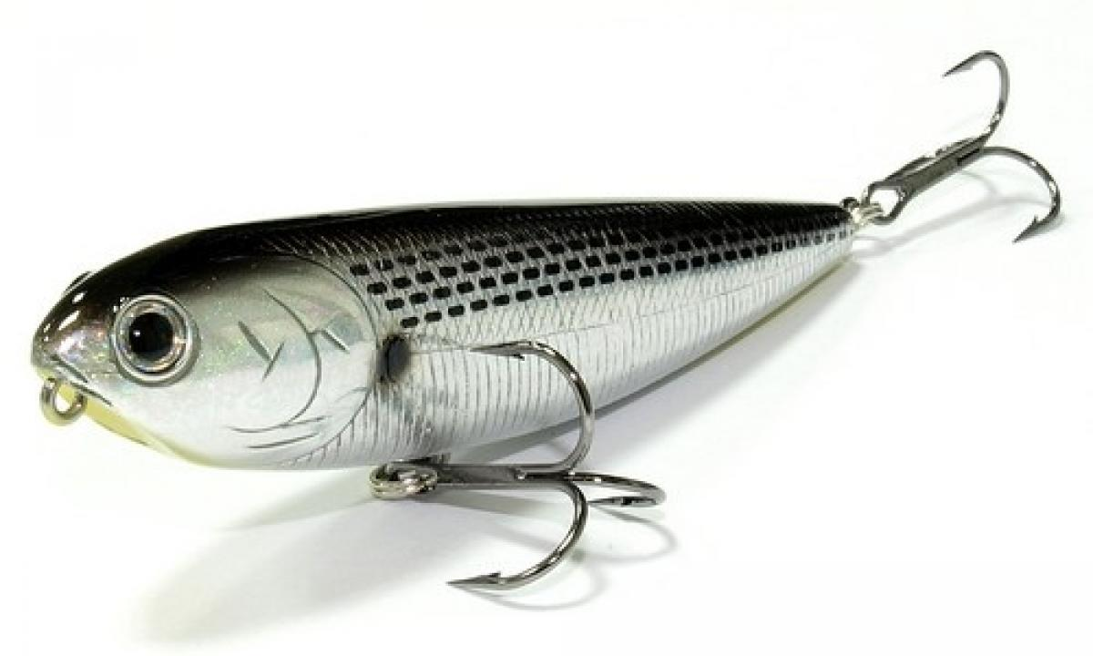 Воблер Lucky Craft Sammy 100 Spotted Shad 804