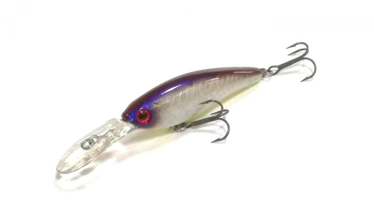 Воблер Daiwa Steez Shad 60SP-MR Ghost Herring