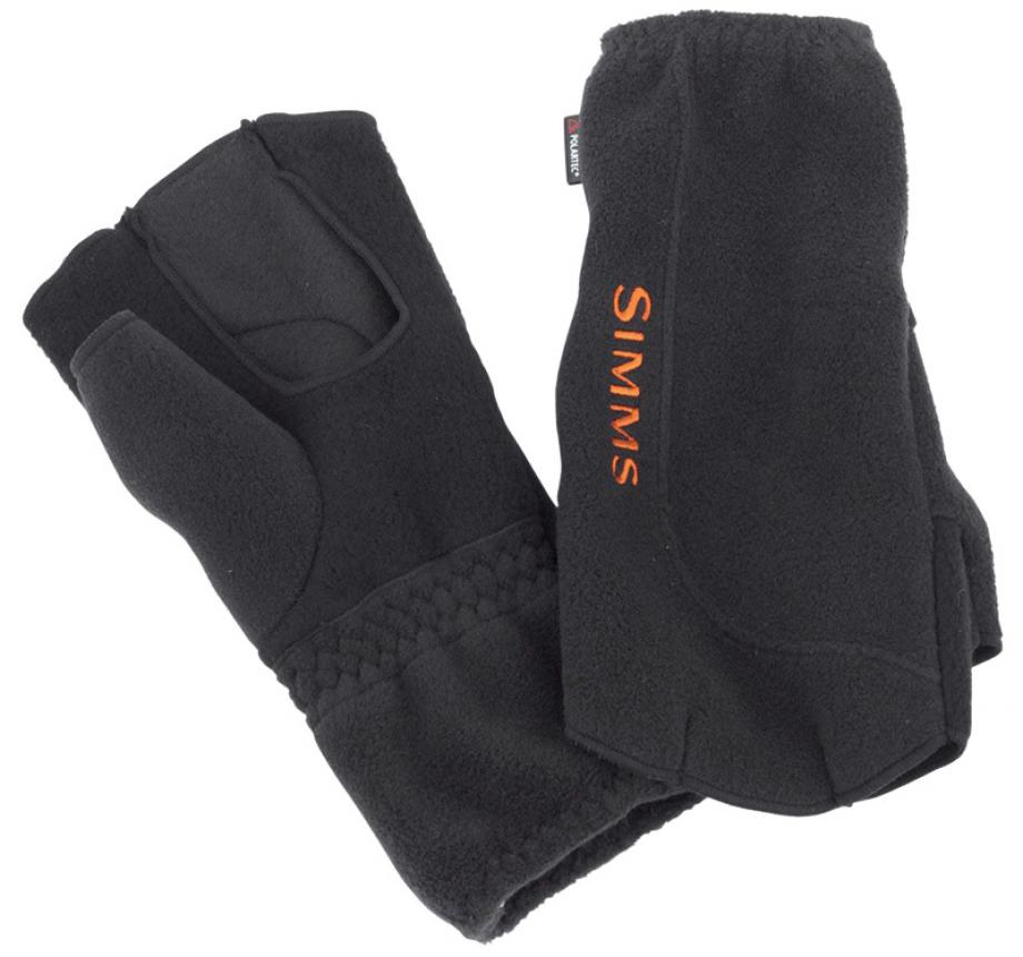 Перчатки Simms Headwaters No Finger Glove XL Black