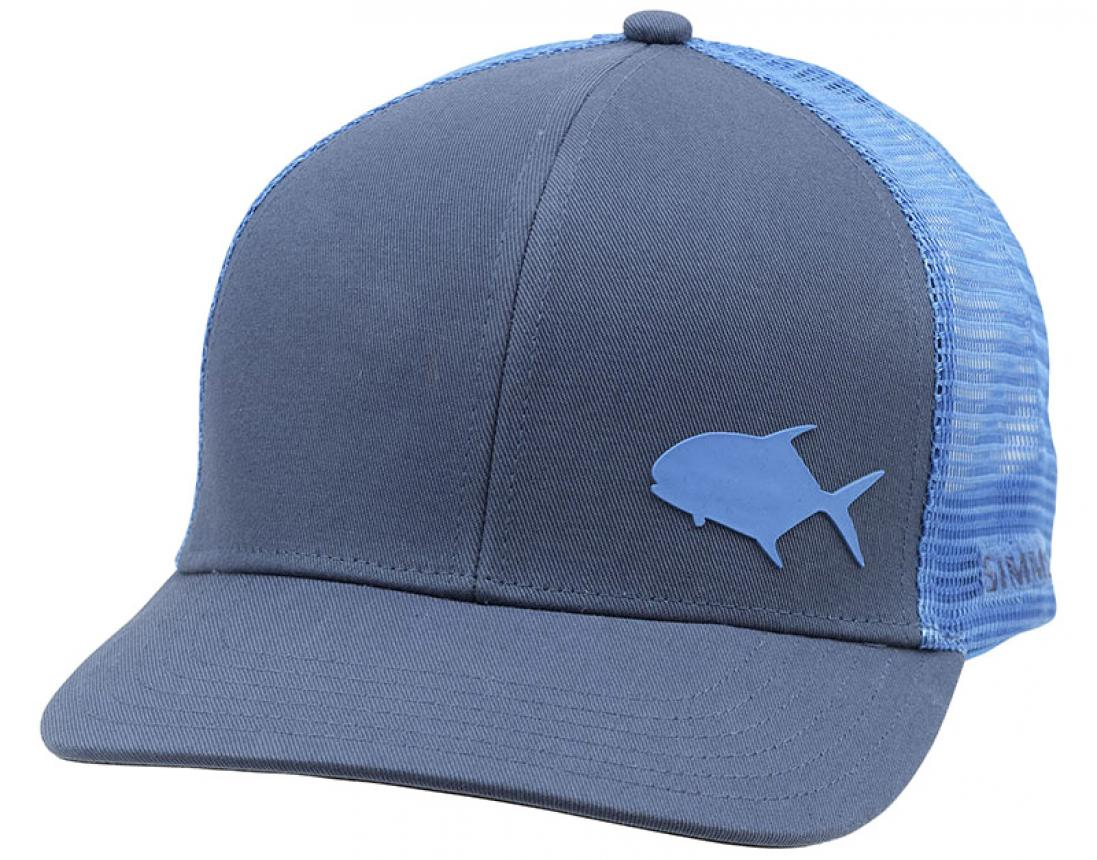 Кепка Simms Payoff Trucker - Permit Blue Depths