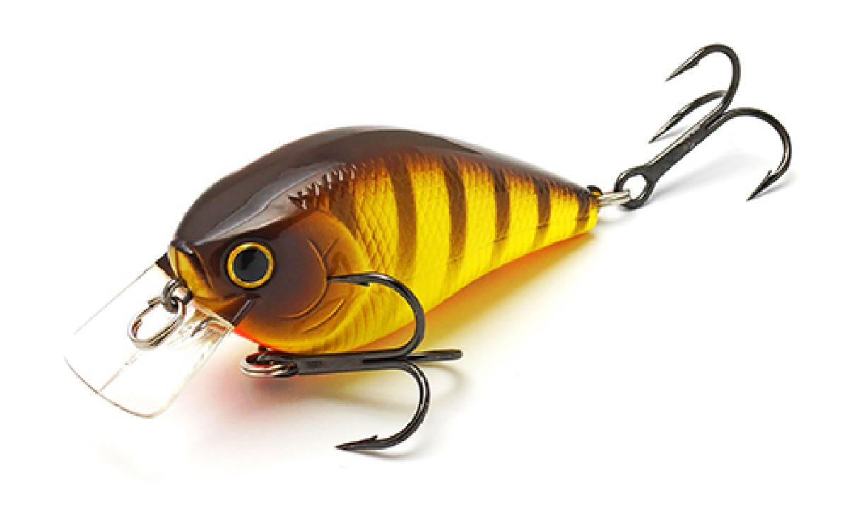 Воблер Lucky Craft LC 1.5DRS TO Brown Gill 211